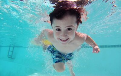 What Is The Perfect Time For Kids To Start Swimming
